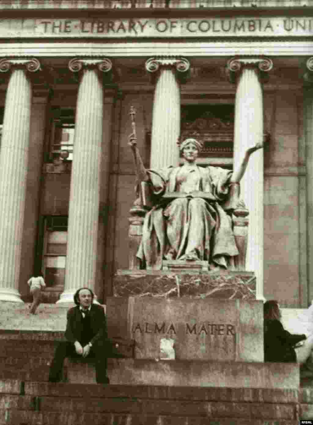 Бродский в Нью-Йорке. Учитель поэзии #1