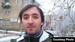 Қырымдағы украин журналисі Осман Пашаев.
