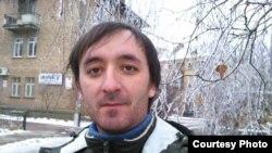 Украинский журналист Осман Пашаев.