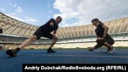 «Бійці, чия воля сильніша за тіло» – як готуються до марафону українські ветерани у фото