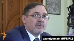 Հայաստանում Ռուսաստանի դեսպան Իվան Վոլինկին, արխիվ