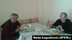 Korisnici Merhametove kuhinje u Travniku