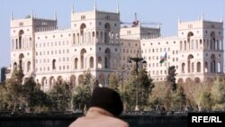 Zgrada Vlade Azerbejdžana u Bakuu, 2010.