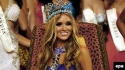 Miss World 2008, Kseniya Sukhinova