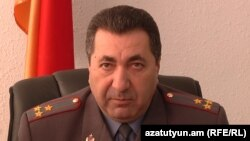 Экс-глава Дорожной полиции Армении Маркар Оганян