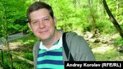 Независимый журналист Николай Ярст