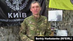 Павел Ротарь – организатор проекта «Военно-полевой арт»