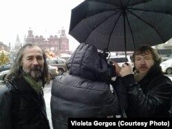 La Moscova...