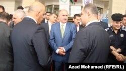 ممثلو القوى الكردستانية المعارضة في السليمانية