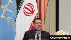 علی رضا آوایی وزیر عدلیه ایران