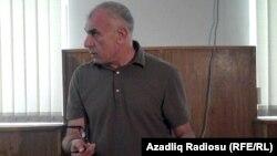 Выступает известный азербайджанский адвокат Исахан Ашуров (1955-2012)