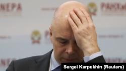 Министр финансов России Антон Силуанов (архивное фото)