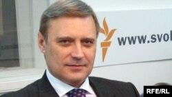 Михаил Касьянов в студии Радио Свобода