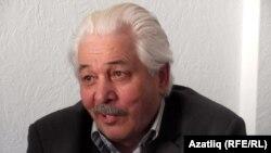 Мадриль Гафуров