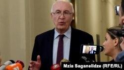 Zurab Abashidze-4 mart 2019