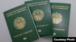 O'zbekistonning biometrik pasporti
