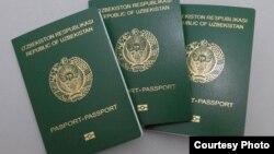 В Узбекистане биометрические паспорта начали выдавать с 2011 года