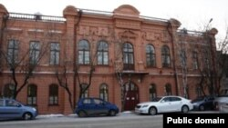 Төмән шәһәре татар мәдәнияте үзәге урнашкан тарихи бина