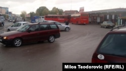 Autobuska stanica u Bujanovcu