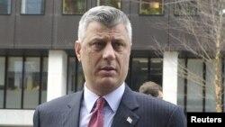 Kryeministri i Kosovës, Hashim Thaçi - foto arkivi