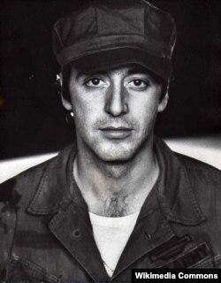 """Al Pacino kariyerasının əvvəllərində """"Pablo Hummelin bəsit məşqləri"""" filmində, 1971-ci il."""