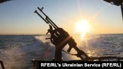 Військова напруженість зростає в Азовському морі