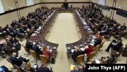 Состанок на министрите за одбрана од НАТО во Брисел