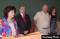 Міжнародная летняя школа русінскай мовы і культуры ў Прэшаве, 2010