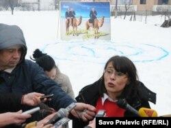 Vanja Ćalović u obraćanju podmlatku DPS-a, 20. februar 2012.