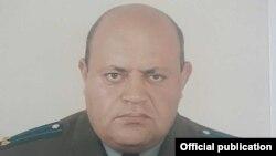 Подполковник Армен Бабаян