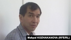 Адвокат из Караганды Нурхан Жумабеков, подавший гражданский иск к компании «Евразия+ОРТ».