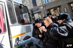 Задержание Алексея Навального 26 марта 2017 года
