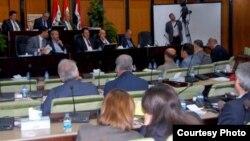 مناقشات حول موازنة الإقليم في برلمان كردستان