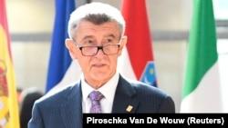 Çehiýanyň premýer-ministri Andreý Babiş
