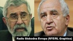 Aleksandar Popov i Vehid Šehić