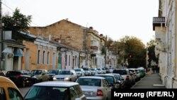 Улица Жуковского, Симферополь