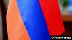 Флаг Армении.