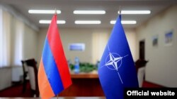 НАТО туы (Көрнекі сурет).