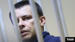 Алексей Кабанов в зале суда