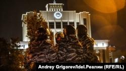 Протесты в Поволжье 21 апреля