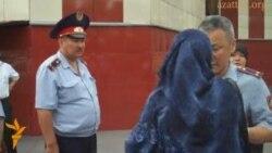 Өзбек босқындарын прокуратураға кіргізген жоқ