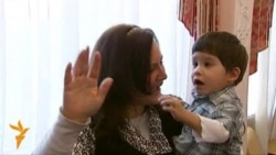 Russian Orphan Joins U.S. Family Amid Adoption Ban