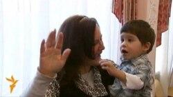 Russian Orphan Joins U.S. Family Amid Adoption Ban