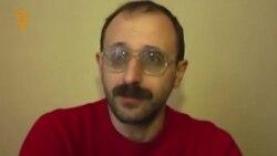 Калуга. Журналист Сергей Фадеев