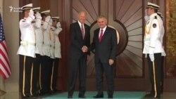 ABŞ-ın vitse-prezidenti Joe Biden Türkiyə gedib