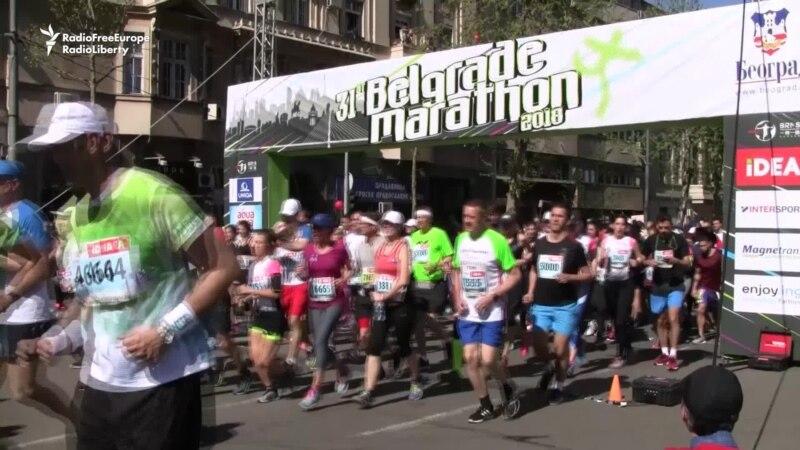Serbia Hosts 31st Belgrade Marathon
