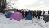 Под Казанью разбили бессрочный лагерь против строительства мусоросжигательного завода