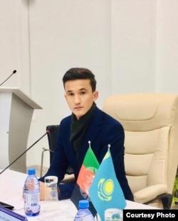Кабул қаласында тұратын қазақ Зияболқақ Мүсілімбек (Сурет жеке мұрағаттан алынды).