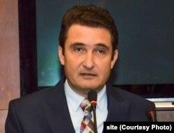 Călin Bibarț, primarul Municipiului Arad.
