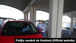 La granița cu România